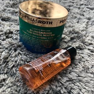 PTR HUNGARIAN MASK AND PTR. CLEANSER
